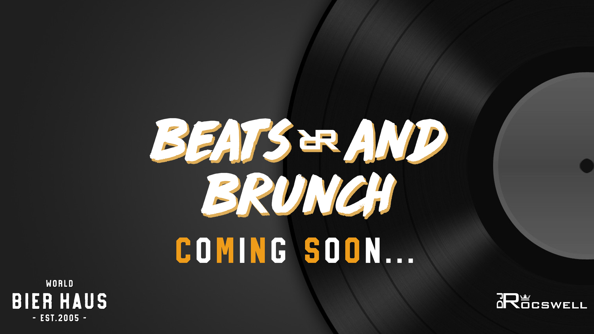 Rocswell Radio . Beats and Brunch Calgary