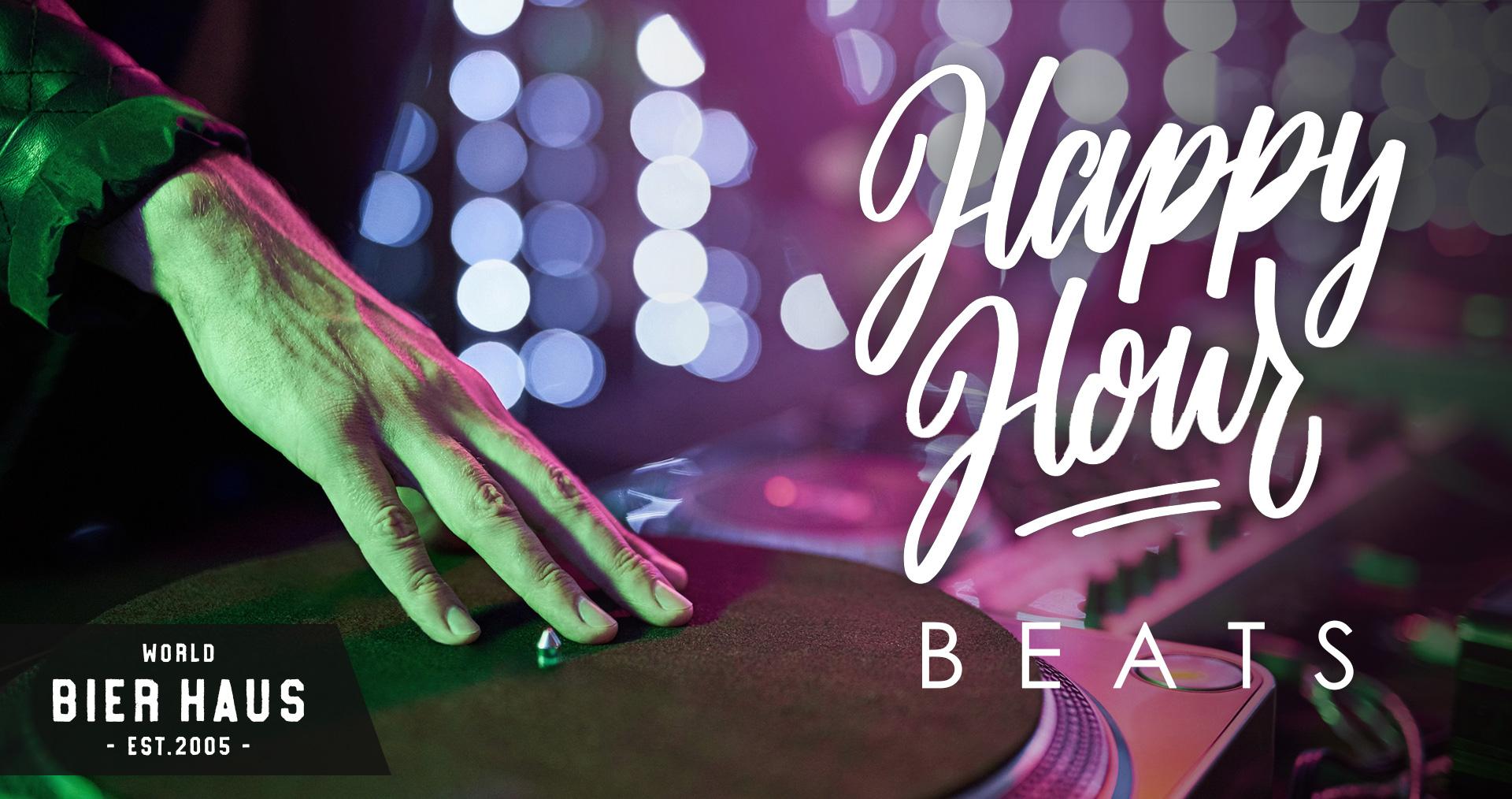 Happy Hour Beats Calgary